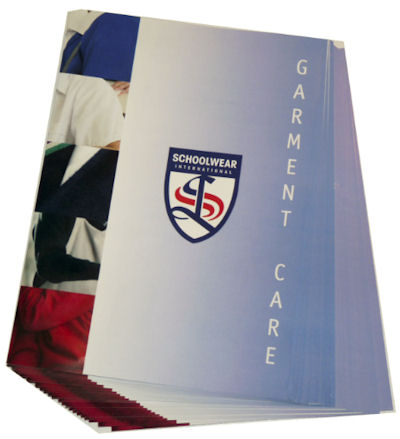 Garment Care brochure